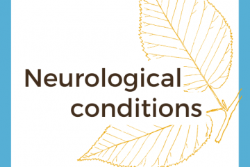 Support for neurological conditions